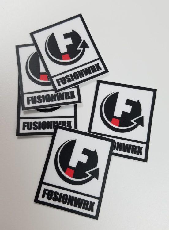 FUSIONWRX Logo